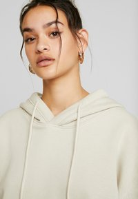 Weekday - ALISA HOODIE - Sweat à capuche - beige dusty light - 3