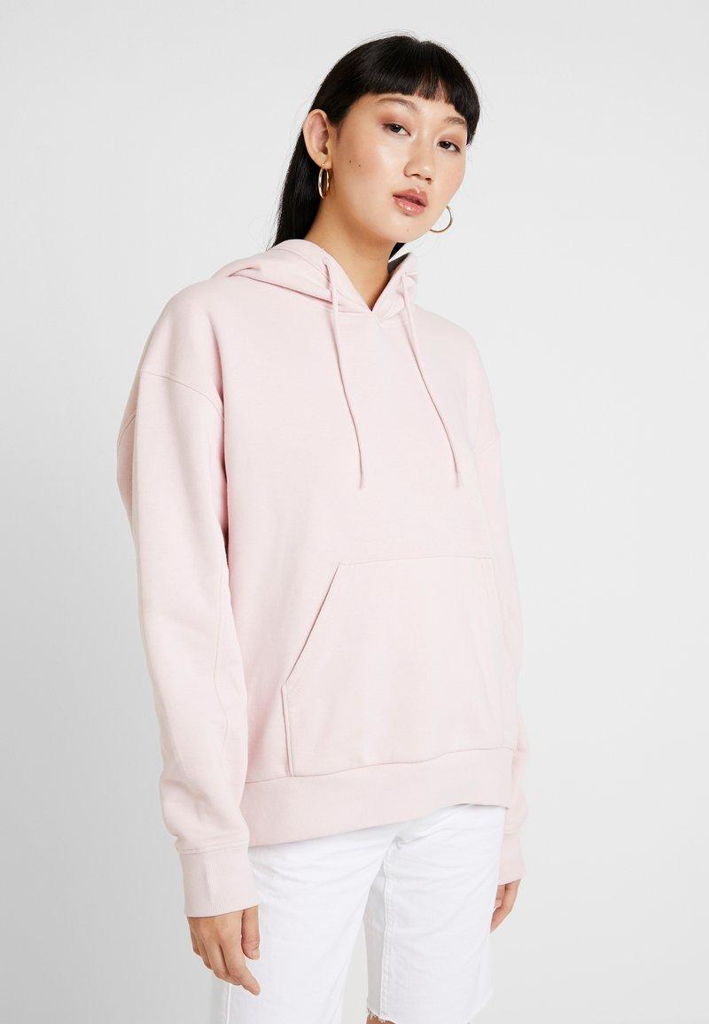 Weekday - ALISA HOODIE - Hoodie - light pink