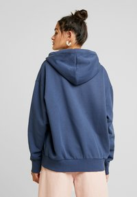 Weekday - ALISA HOODIE - Hoodie - blue medium dusty - 2
