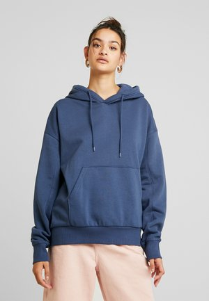 ALISA HOODIE - Sweat à capuche - blue medium dusty