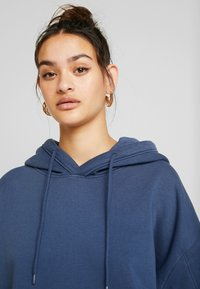 Weekday - ALISA HOODIE - Hoodie - blue medium dusty - 3