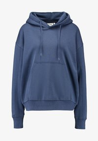 Weekday - ALISA HOODIE - Hoodie - blue medium dusty - 4
