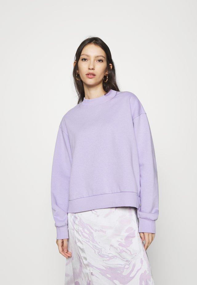 AMAZE  - Sweatshirt - lilac