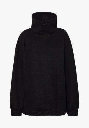 HALSTON  - Sweatshirt - black