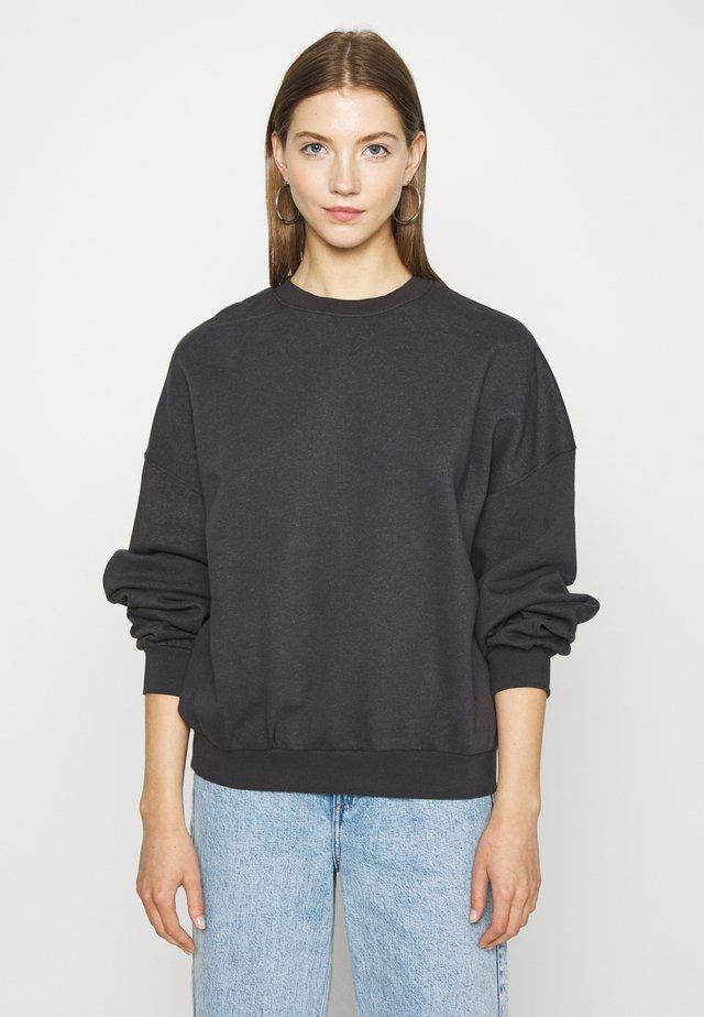 PAMELA - Sweatshirt - black