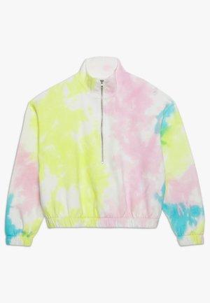 LUCILLE ZIP - Sweatshirt - multi