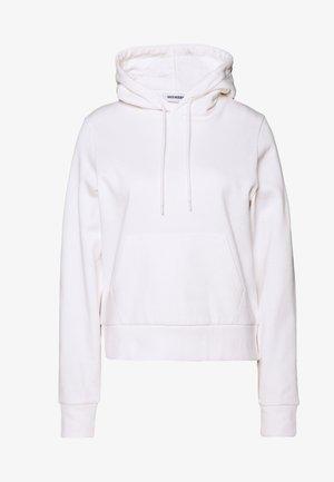 NATALIE MINI HOODIE - Jersey con capucha - white