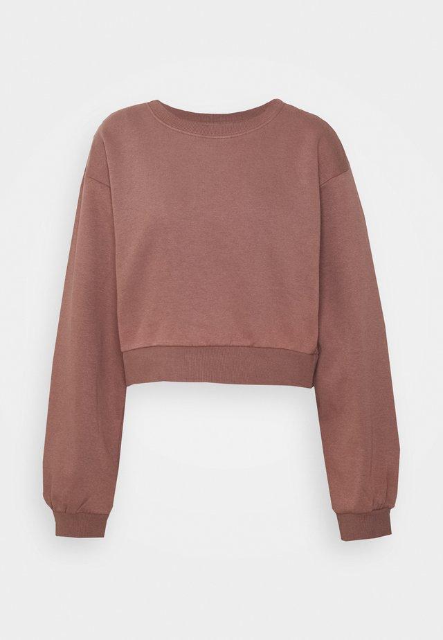 NOMA  - Sweater - oat melange