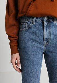 Weekday - VOYAGE - Straight leg jeans - blue denim - 3
