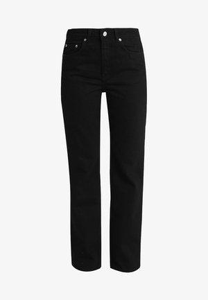 VOYAGE - Jeans a sigaretta - black