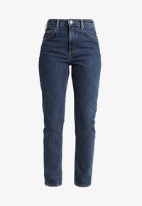Weekday - SEATTLE  - Jeans straight leg - win blue - 4