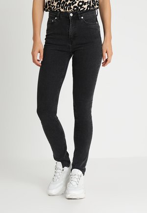 THURSDAY - Jeansy Slim Fit - tuned black