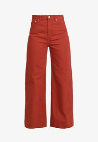 Weekday - ACE - Jeans bootcut - rust - 3
