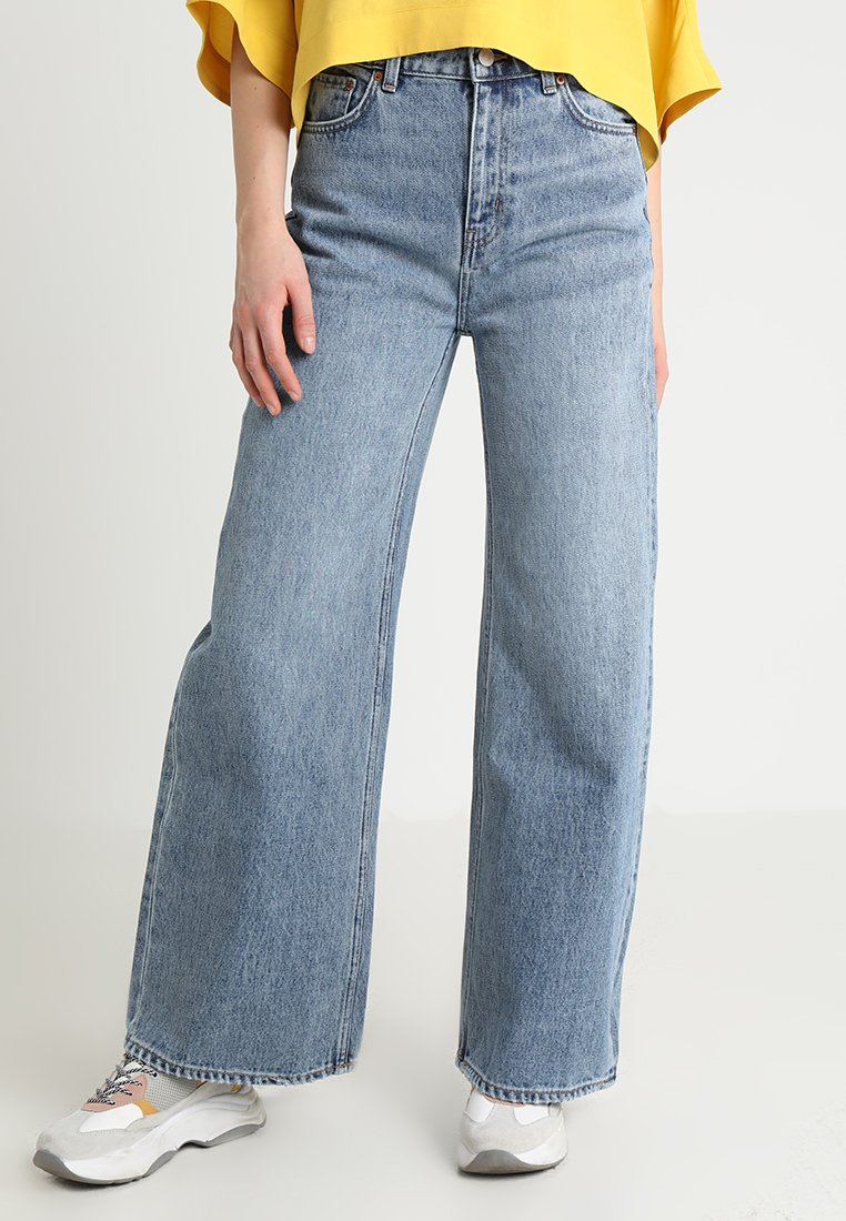 Weekday - ACE - Jeans bootcut - san fran blue