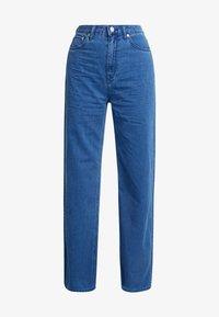 Weekday - ACE - Jean bootcut - porto blue - 5