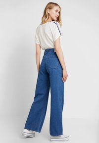 Weekday - ACE - Bootcut jeans - porto blue - 3
