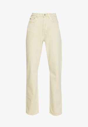 ROWE - Relaxed fit jeans - row ecru