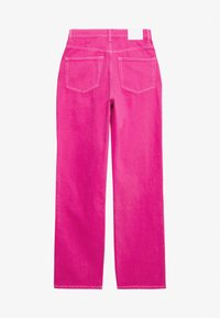 Weekday - ROWE - Jeans Relaxed Fit - cerise pink - 1