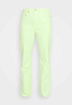 ROWE - Relaxed fit jeans - freaky green