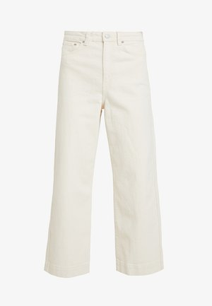 VEER - Flared jeans - ecru