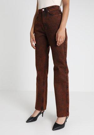ROW - Jeans straight leg - acid