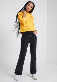Weekday - MILE - Jeansy Bootcut - tuned black - 1
