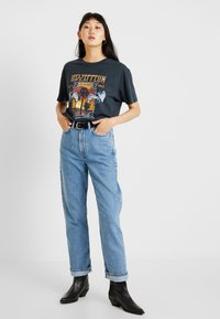 Weekday - ROW SKY - Relaxed fit jeans - sky blue - 1