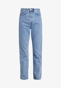 Weekday - ROW SKY - Relaxed fit jeans - sky blue - 4
