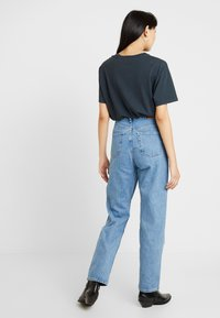 Weekday - ROW SKY - Relaxed fit jeans - sky blue - 2