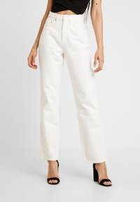 Weekday - ROW - Jeans Straight Leg - white - 0