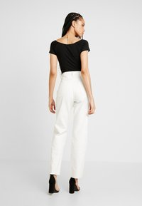 Weekday - ROW - Jeans Straight Leg - white