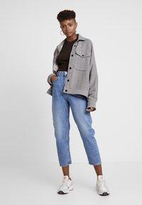 Weekday - MEG - Jeans baggy - air blue - 1