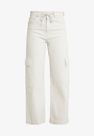 RINK - Jeans Relaxed Fit - tinted ecru