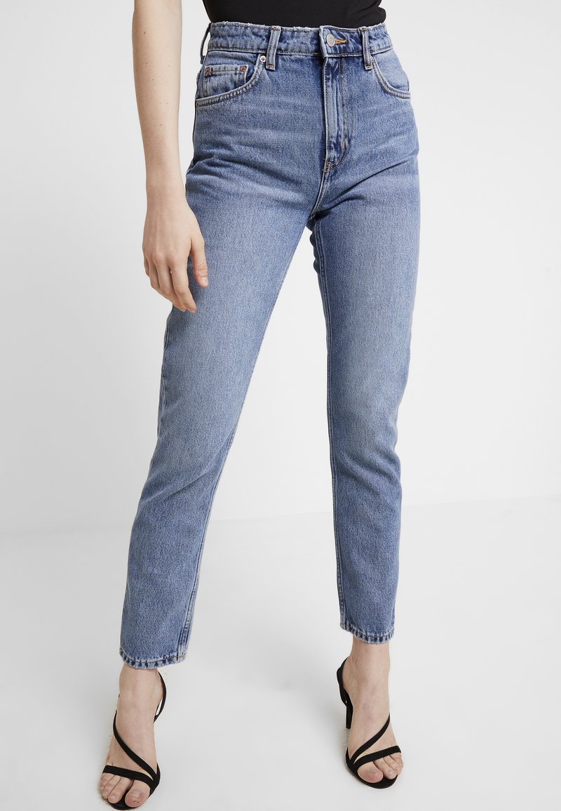 Weekday - SEATTLE  - Jeans Straight Leg - san fran blue
