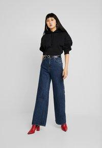 Weekday - ACE OHIO - Flared Jeans - blue denim - 1