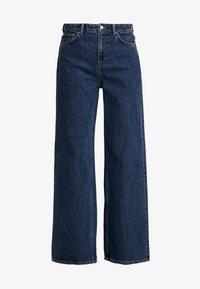 Weekday - ACE OHIO - Flared Jeans - blue denim - 4