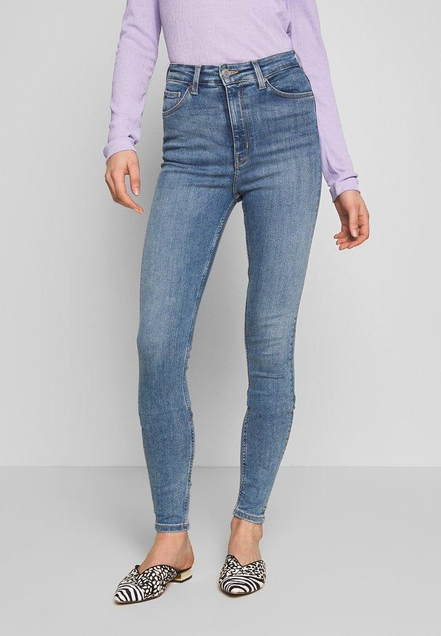 BODY HIGH - Jeans Skinny Fit - bleecker blue
