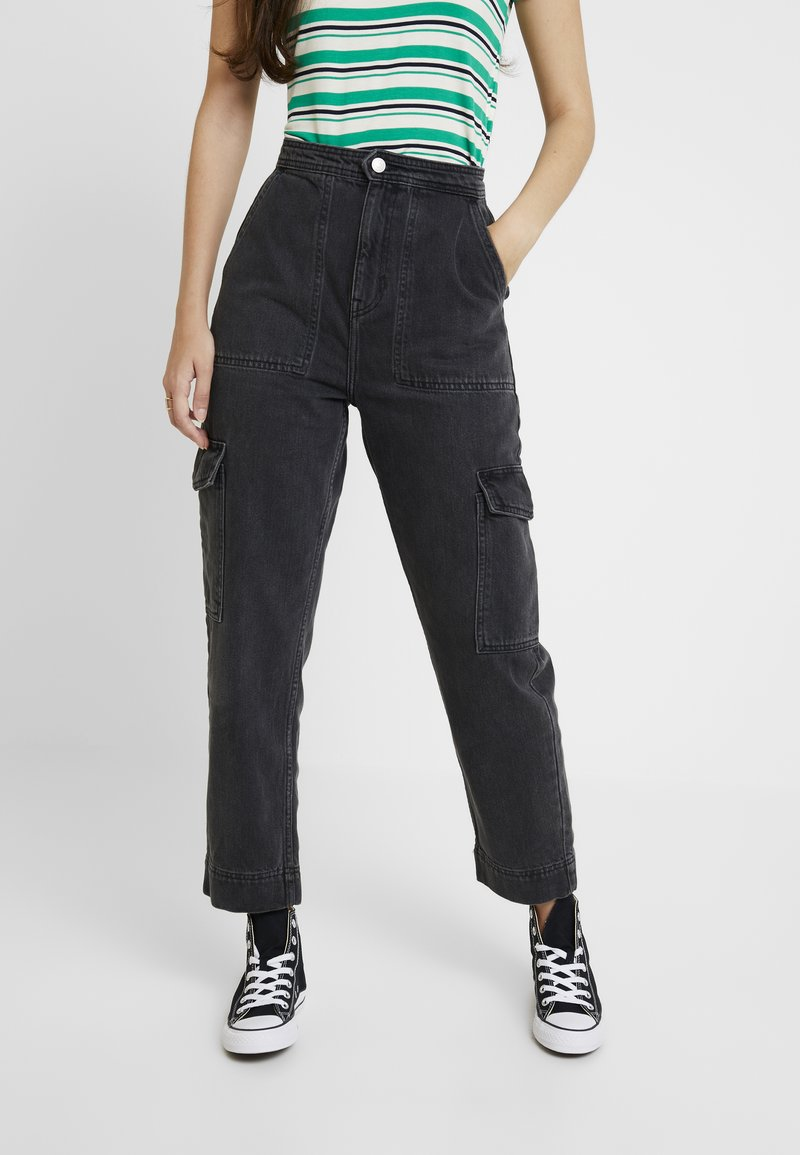 Weekday - COLT - Jeans Relaxed Fit - echo black