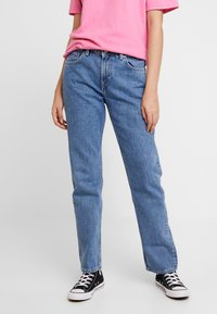 Weekday - DASH - Jeans straight leg - sky blue - 0