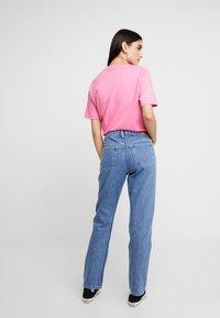 Weekday - DASH - Jeans straight leg - sky blue - 2