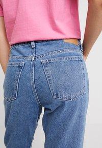Weekday - DASH - Jeans straight leg - sky blue - 5