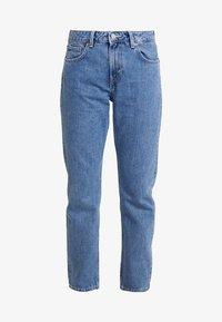 Weekday - DASH - Jeans straight leg - sky blue - 4