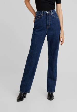 ROW WIN - Jeans straight leg - win blue