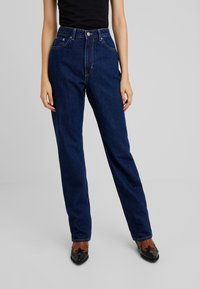 Weekday - VOYAGE - Relaxed fit jeans - river blue - 0