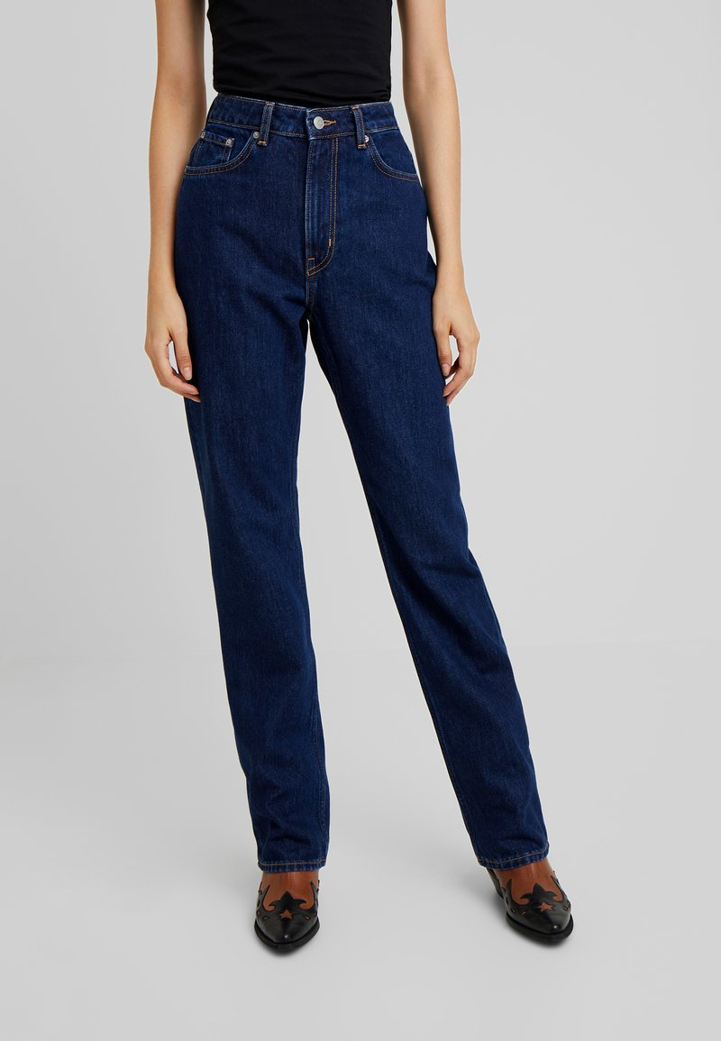Weekday - VOYAGE - Relaxed fit jeans - river blue