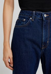Weekday - VOYAGE - Relaxed fit jeans - river blue - 4