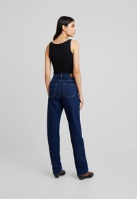 Weekday - VOYAGE - Relaxed fit jeans - river blue - 2