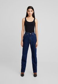 Weekday - VOYAGE - Relaxed fit jeans - river blue - 1