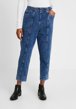 BYRON - Relaxed fit jeans - acid