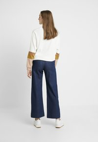Weekday - CORY TROUSER PRESSED - Jeans a zampa - soaked - 2